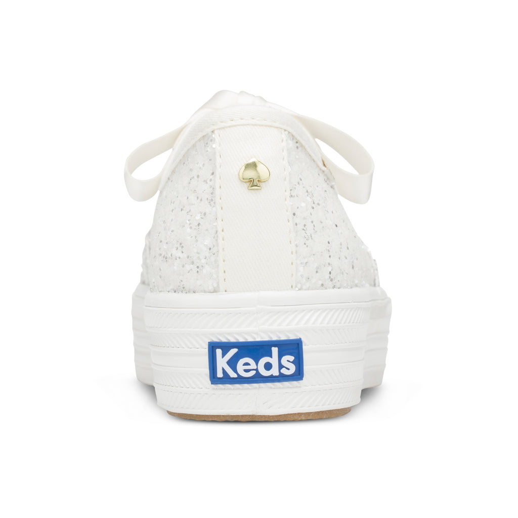 Keds x Kate Spade New York Triple Glitter