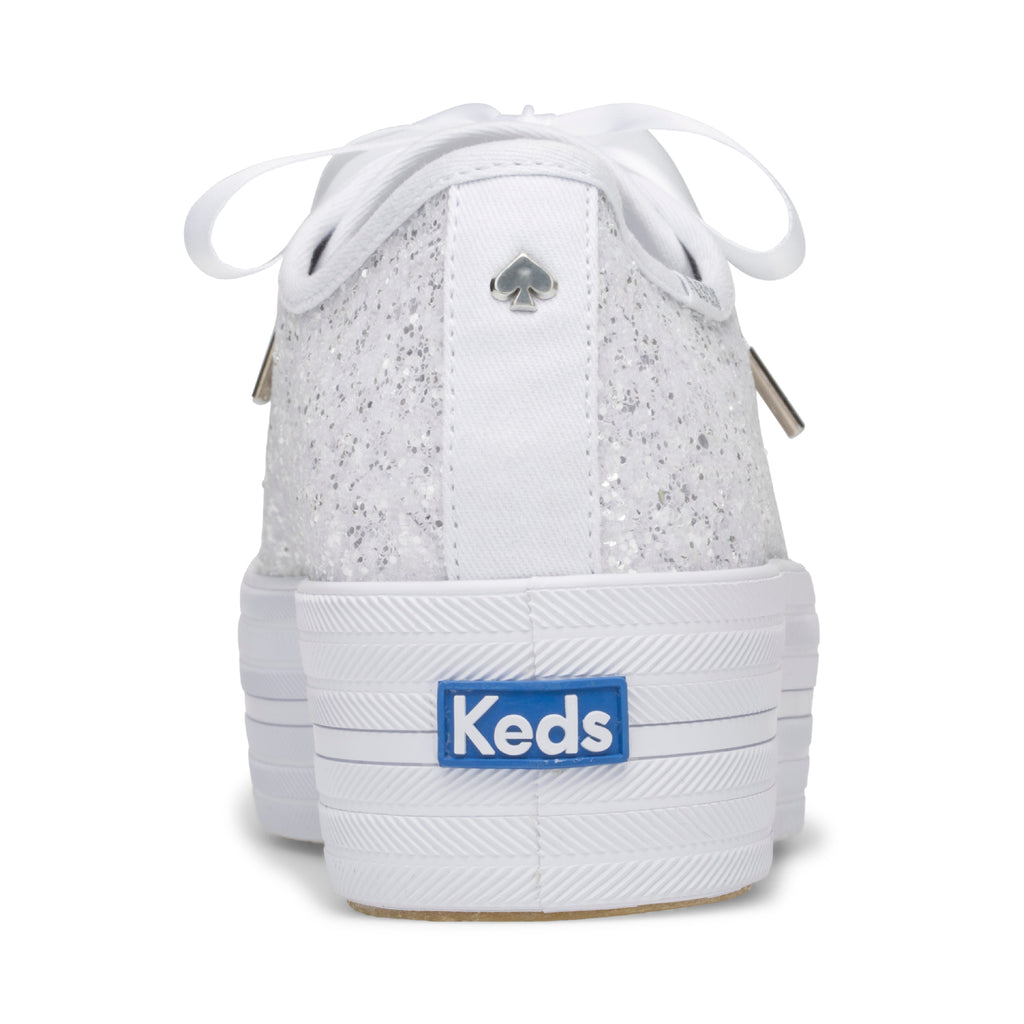 Keds x Kate Spade New York Triple Up Glitter II