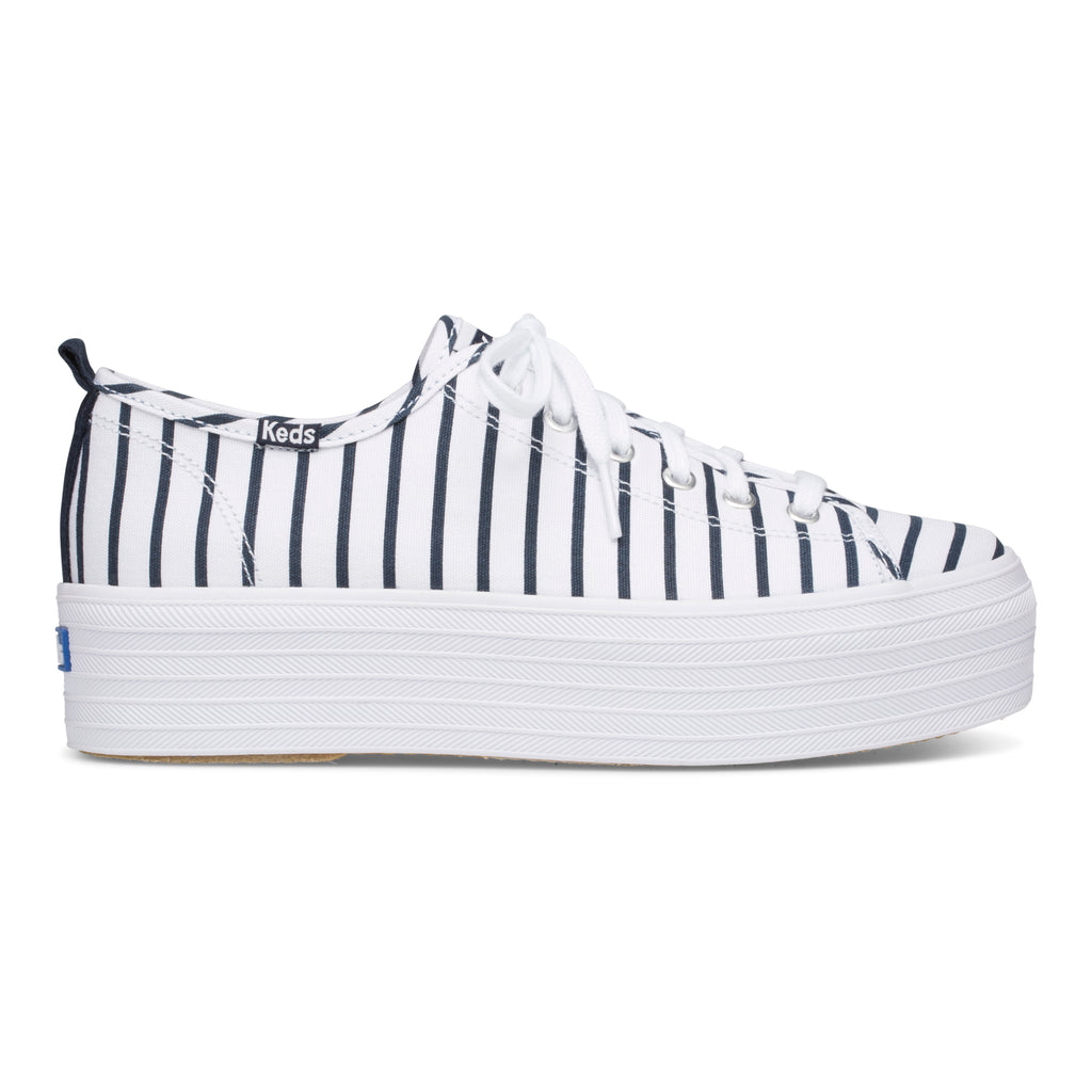 Women's Triple Up Breton Stripes