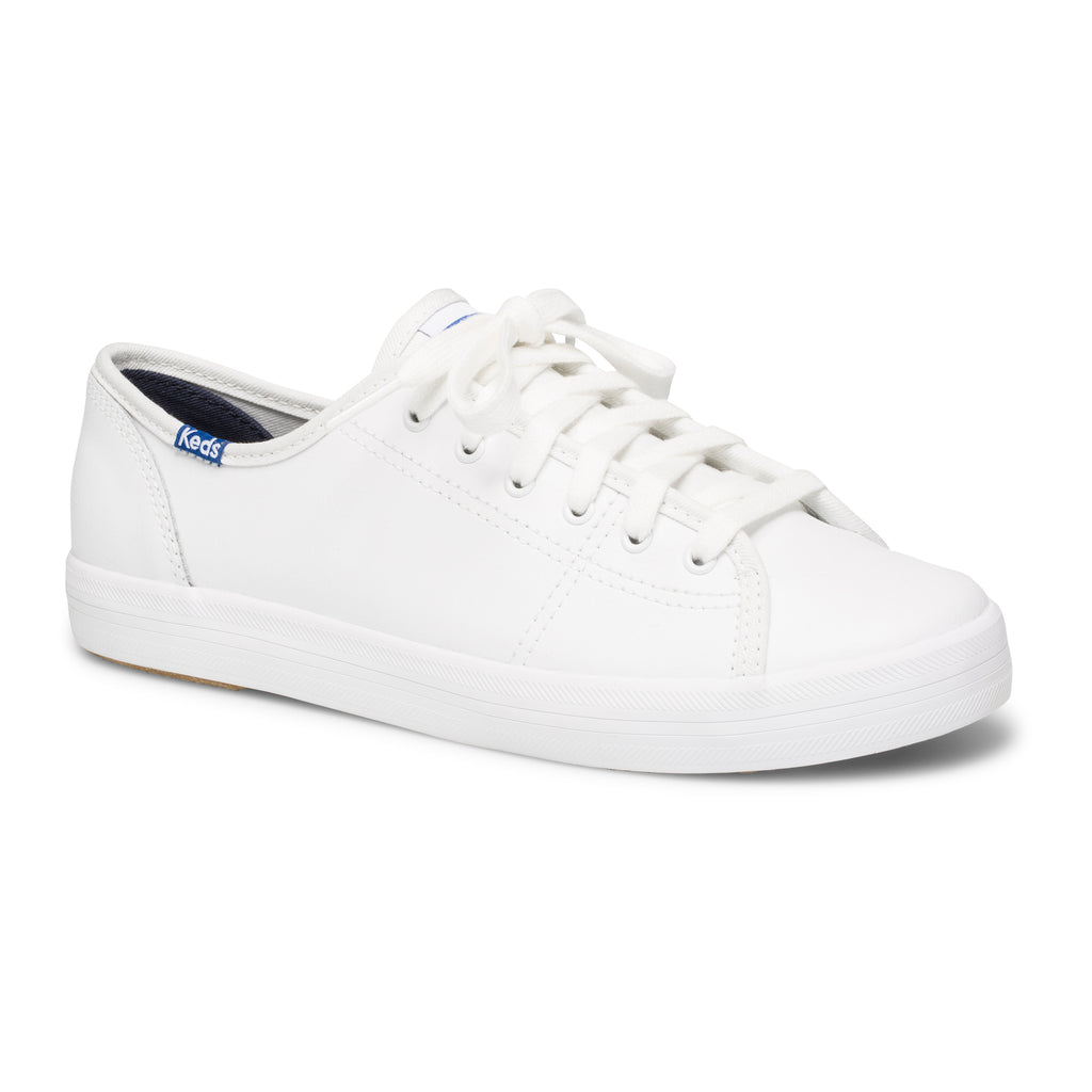 Women's Kickstart Retro Court Leather