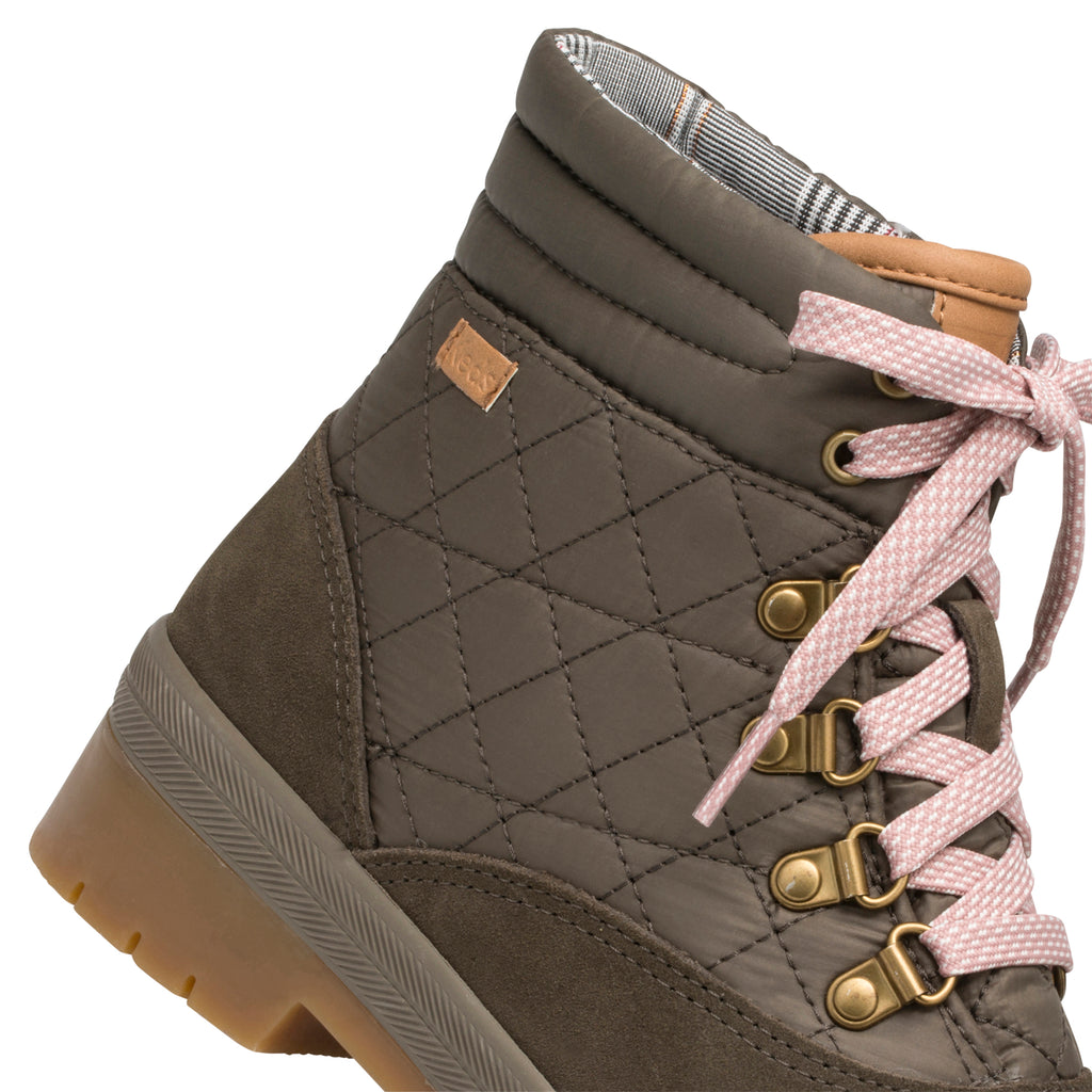 Women's Camp Boot Water-Resistant Suede w/ Thinsulate™