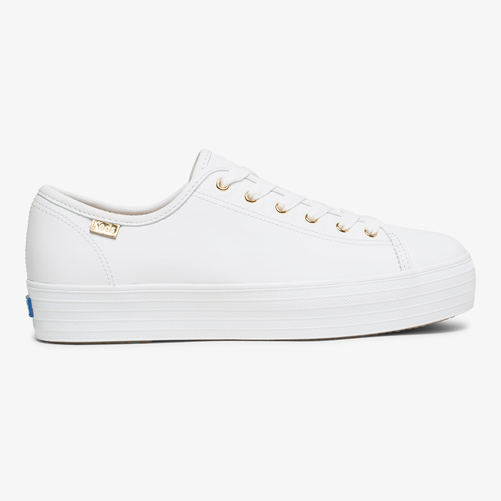 Women's Triple Kick Luxe Leather