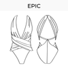 Swimsuit pattern Epic