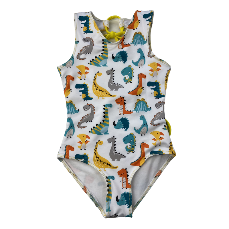 Kids Swimsuit pattern Mini Tanya