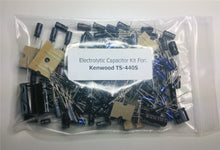 Load image into Gallery viewer, Kenwood TS-440S Electrolytic capacitor kit