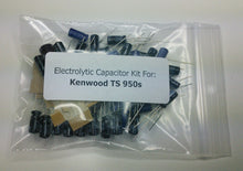 Load image into Gallery viewer, Kenwood TS-950S, TS-950SDX (AF Unit PCB) electrolytic capacitor kit