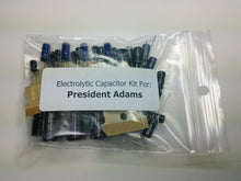 Load image into Gallery viewer, President Adams / Emperor SSB 80 (PC-346AA) electrolytic capacitor kit