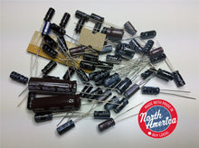Load image into Gallery viewer, President Jackson Mk1 (PB-042) electrolytic capacitor kit
