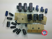 Load image into Gallery viewer, Cobra 29 XLR / President Honest Abe (PC-198AA) electrolytic capacitor kit