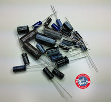 Load image into Gallery viewer, Cobra 25 GTL Classic (PC-417) electrolytic capacitor kit