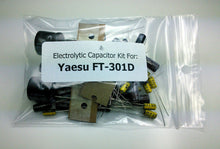 Load image into Gallery viewer, Yaesu FT-301 / FT-301D electrolytic capacitor kit