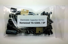 Load image into Gallery viewer, Kenwood TS-530S / SP electrolytic capacitor kit