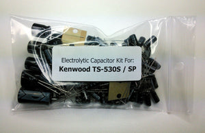Kenwood TS-530S / SP electrolytic capacitor kit