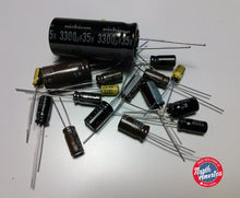 Load image into Gallery viewer, SBE-30CB (Trinidad II) electrolytic capacitor kit