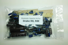 Load image into Gallery viewer, Drake R8, R8E electrolytic capacitor kit