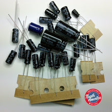 Load image into Gallery viewer, Royce 1-639 / Pace 8093 /  SBE LCMS-4 / Kraco 2500 electrolytic capacitor kit