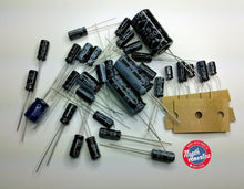 Load image into Gallery viewer, Uniden / President Grant XL (PB-208AD) electrolytic capacitor kit