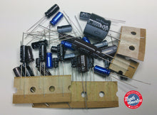 Load image into Gallery viewer, GE A3-5825B (PTRF003DOX / PTBM071COX) electrolytic capacitor kit
