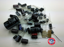 Load image into Gallery viewer, SBE-40CB (Console V) electrolytic capacitor kit