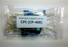 Load image into Gallery viewer, CPI CP400 electrolytic capacitor kit