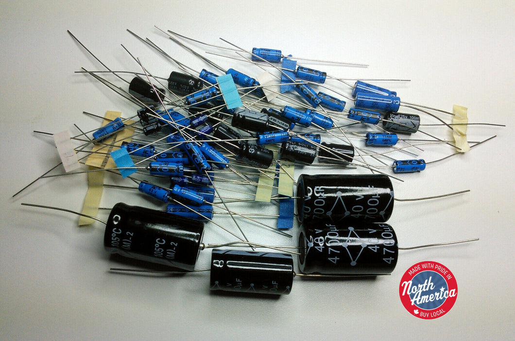 CPI CP2000 electrolytic capacitor kit
