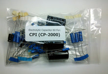 Load image into Gallery viewer, CPI CP2000 electrolytic capacitor kit