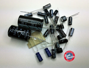 TRS Challenger 850 electrolytic capacitor kit