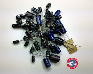 CLEAR CHANNEL RANGER AR-3300 / 3500 electrolytic capacitor kit