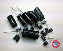 Load image into Gallery viewer, Yaesu FRG-7000 electrolytic capacitor kit