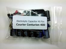 Load image into Gallery viewer, Courier Centurion 40D electrolytic capacitor kit