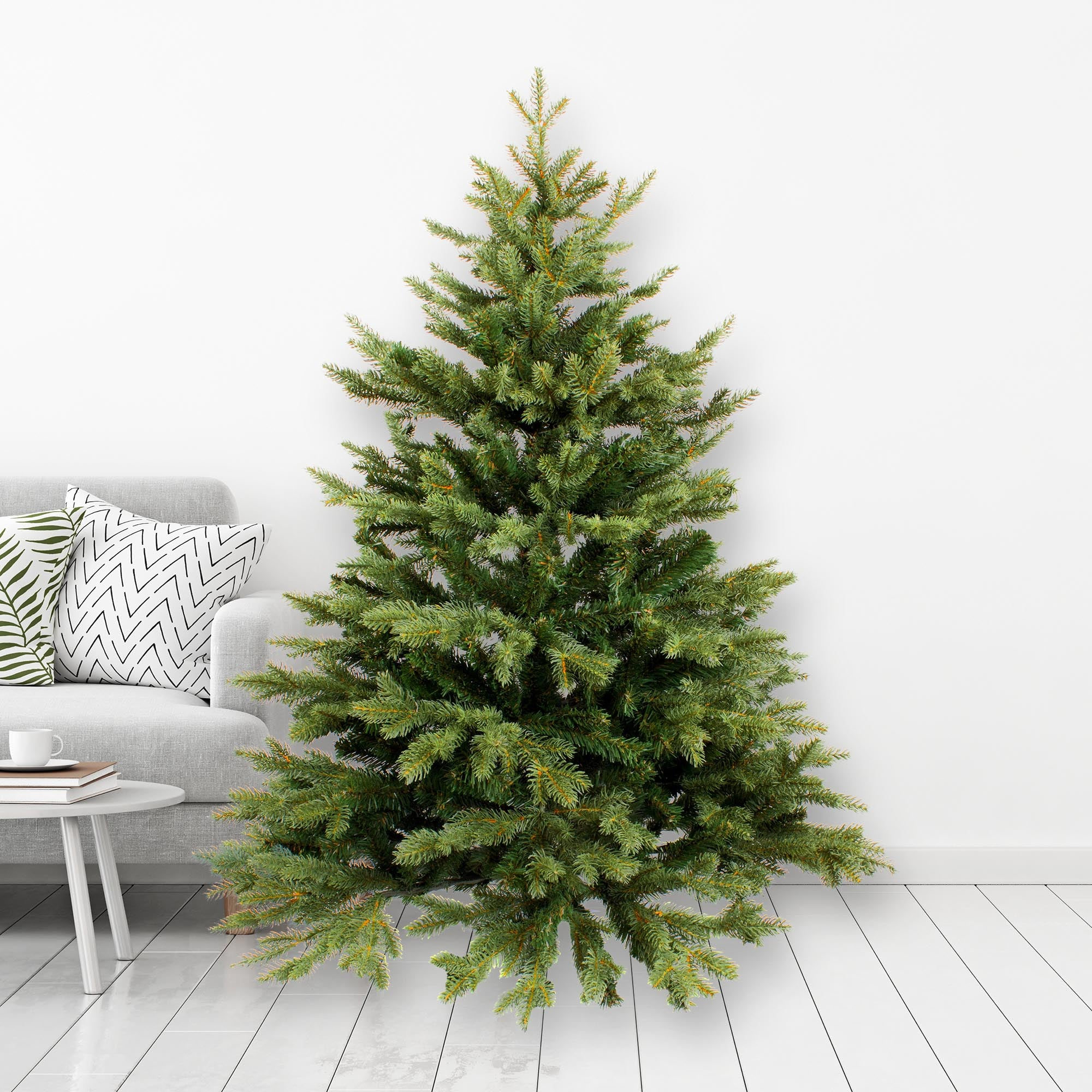 5ft Luxury Classic Real Tree
