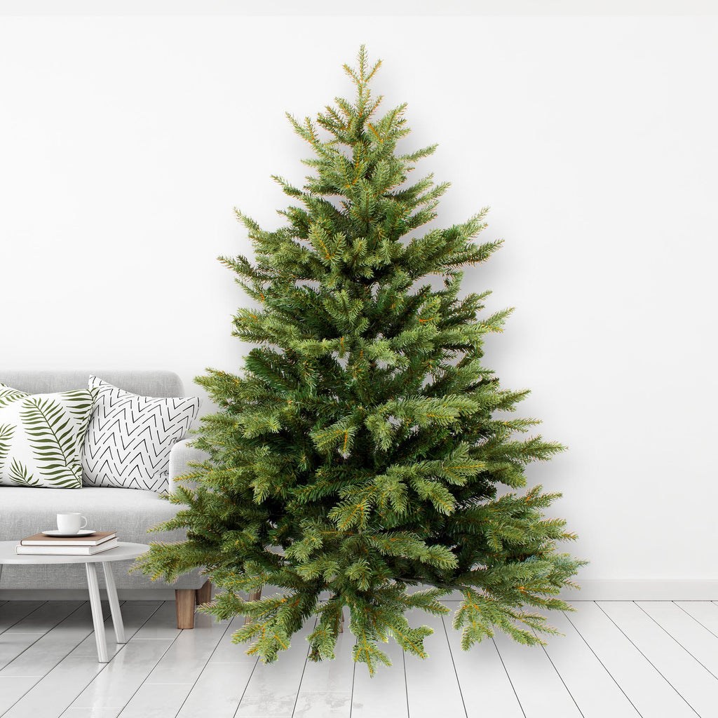 7ft Luxury Classic Real Tree