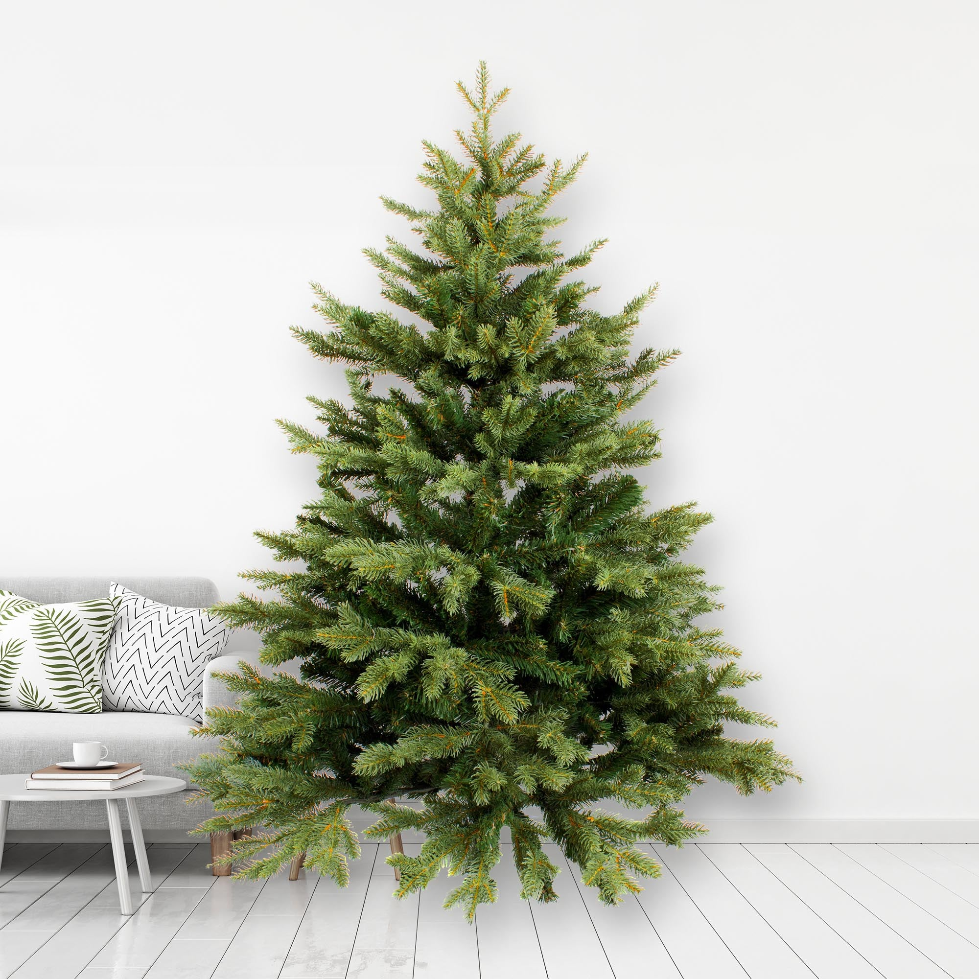 8ft Luxury Classic Real Tree