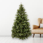 5ft Luxury Slim Real Tree