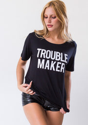 TSHIRT TROUBLE MAKER