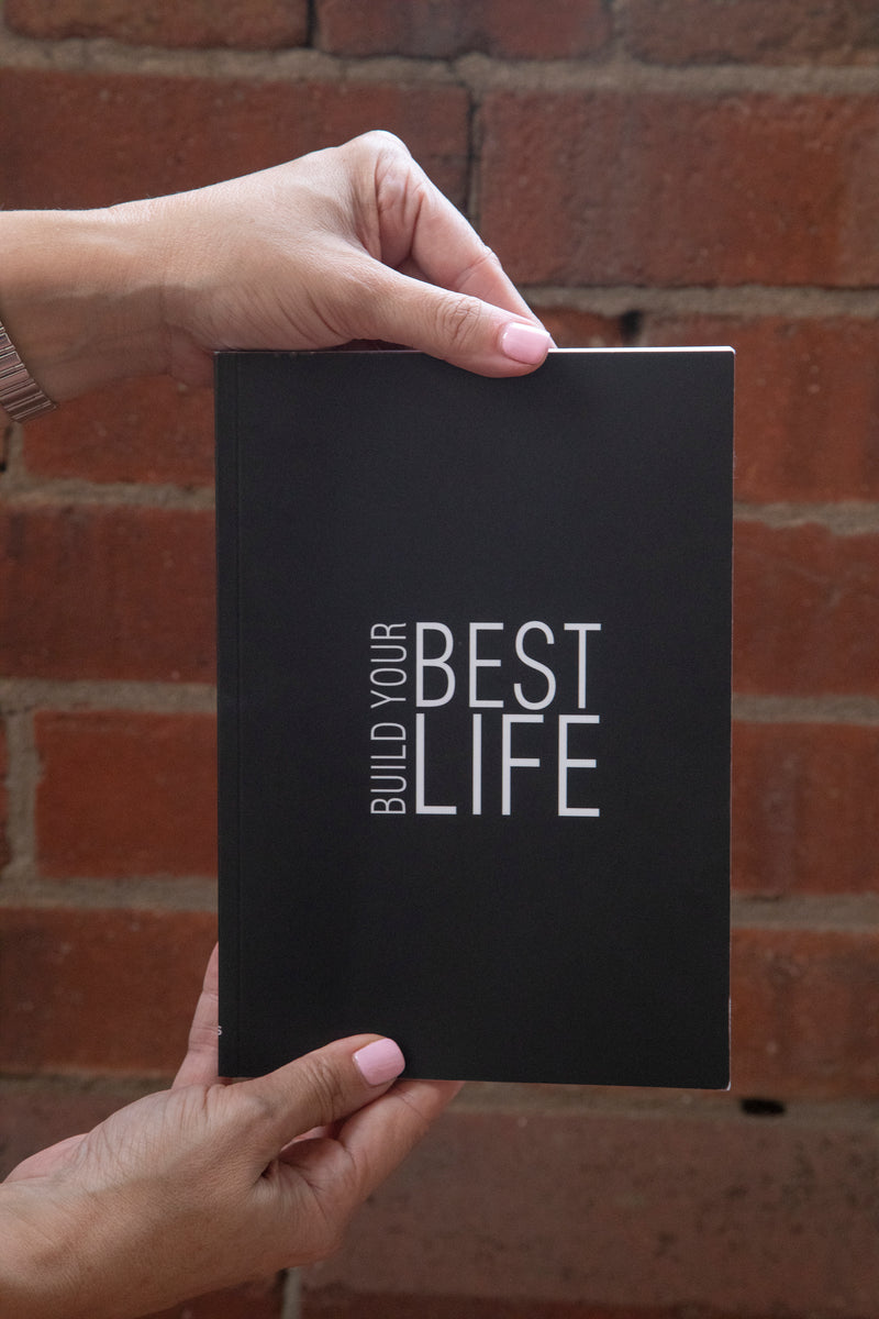 #BuildYourBestLife Notebook