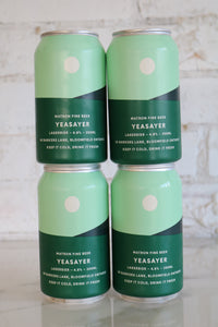 "Matron ""Yeasayer""  (4 pack) - 355ml"