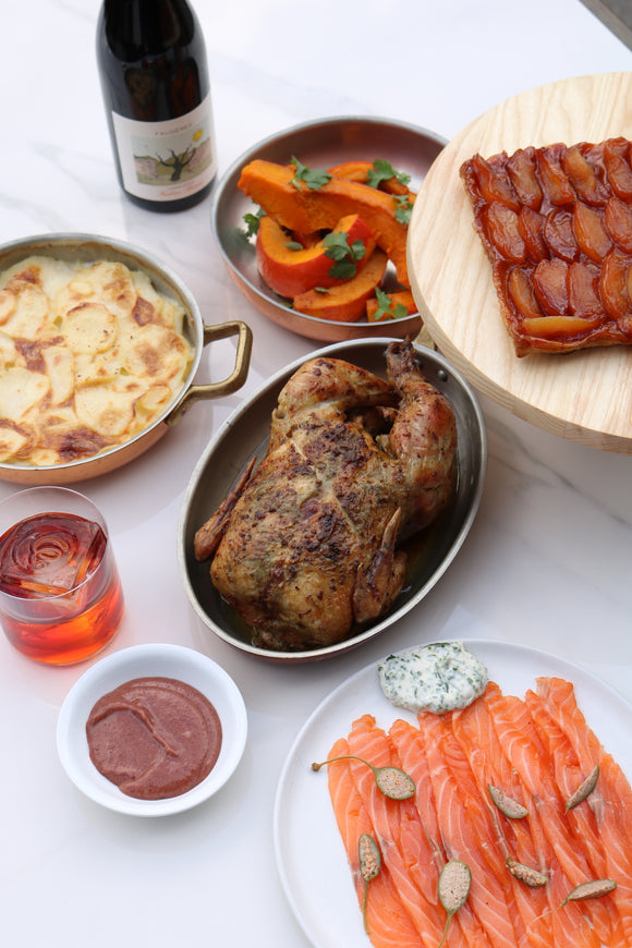 Thanksgiving Box (Serves 4 people)