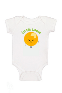 LITTLE LADOO BABY ONESIE