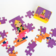 Load image into Gallery viewer, GODDESS LAKSHMI PUZZLE