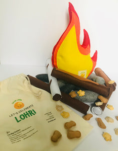 LET'S CELEBRATE LOHRI