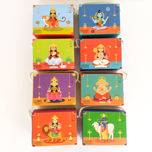 ASHTHA PUZZLE SET