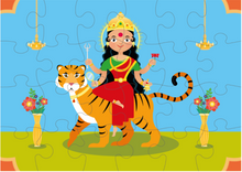 Load image into Gallery viewer, GODDESS PARVATI PUZZLE