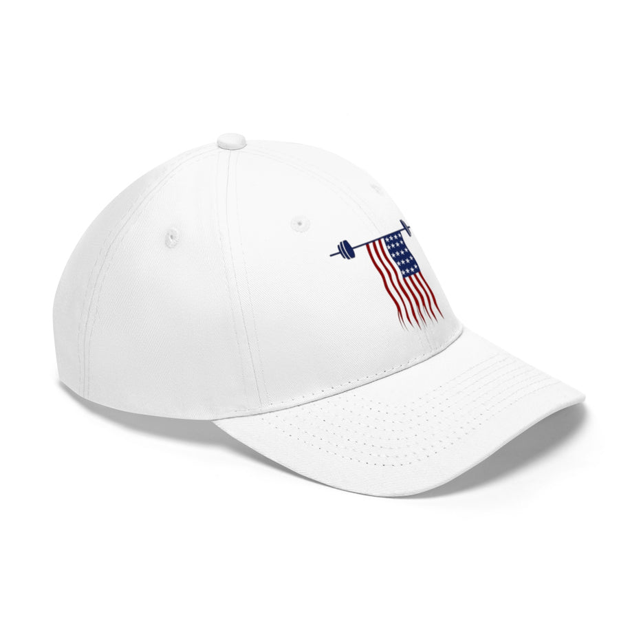 Free Weights Twill Hat