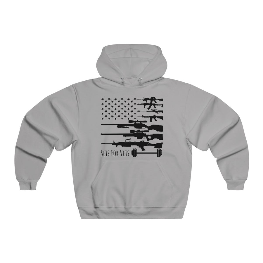 Guns N Weights NUBLEND® Athletic Sweatshirt