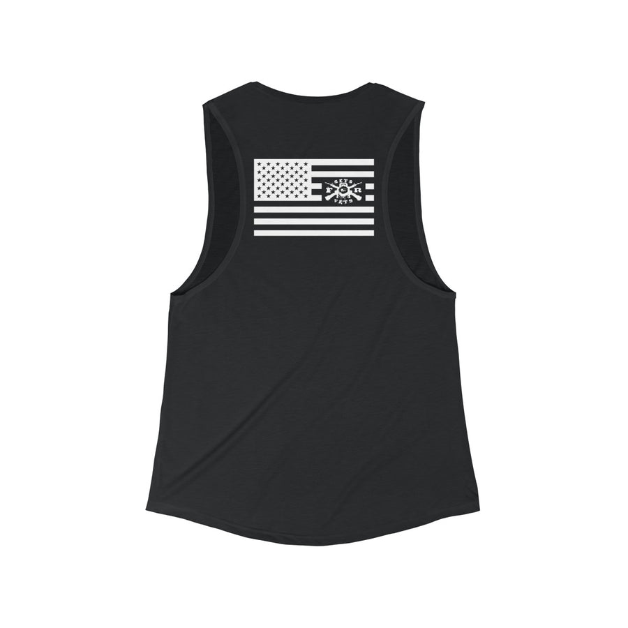 Boss Babe Scoop Tank - USA