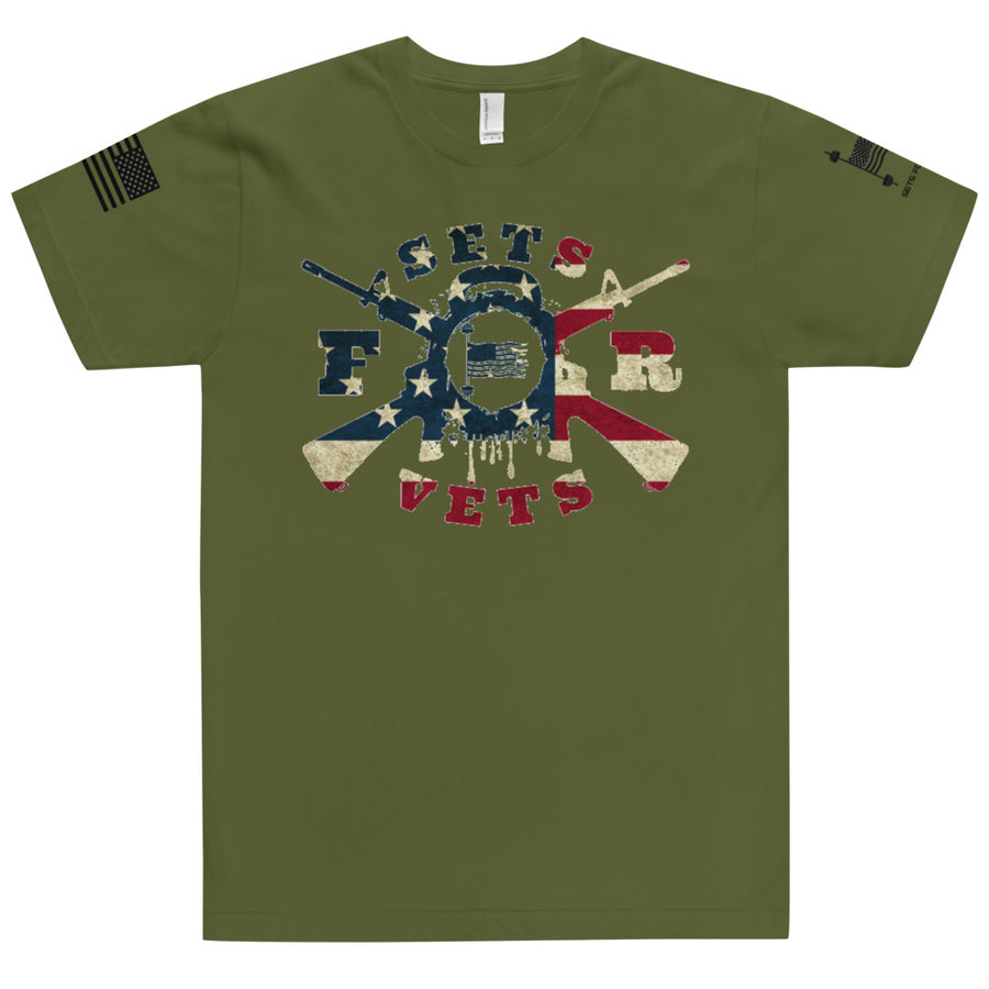 Gung-Ho PT Shirt - USA