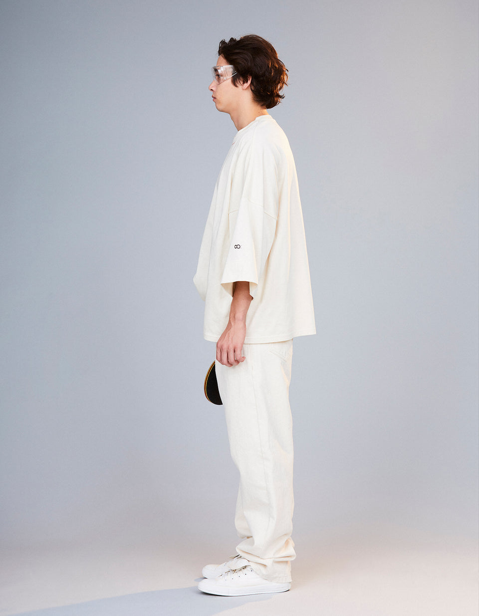 Over T Shirt - 92 ivory