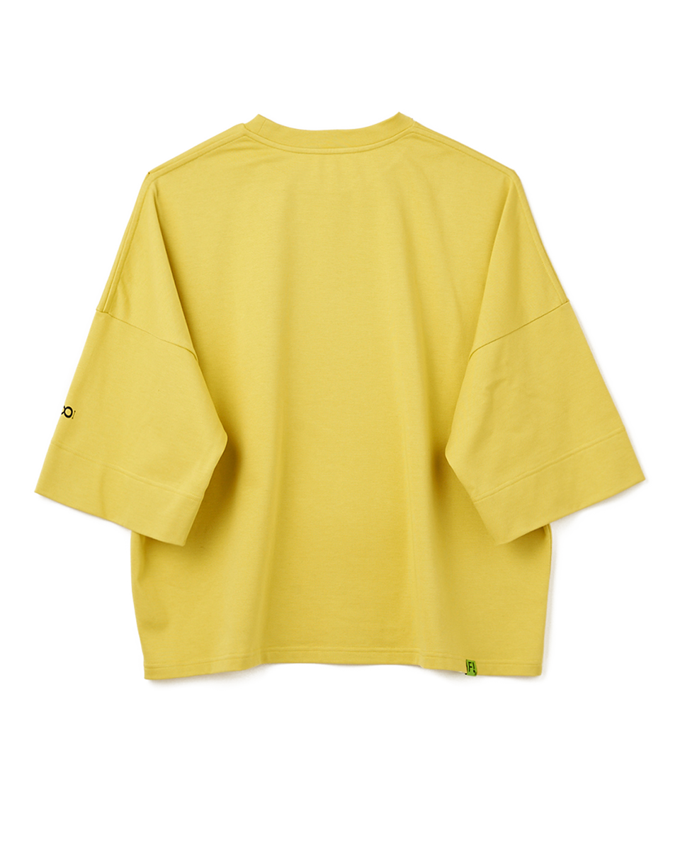[SALE] Over T Shirt - 55 yellow