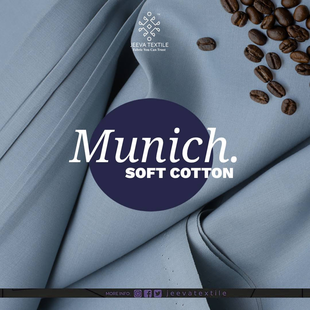 MUNICH - SOFT COTTON
